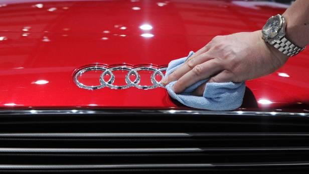 Glänzende Aussichten für Audi: Bis zum Jahresende will der deutsche Autobauer über 1,5 Millionen Autos verkauft haben.