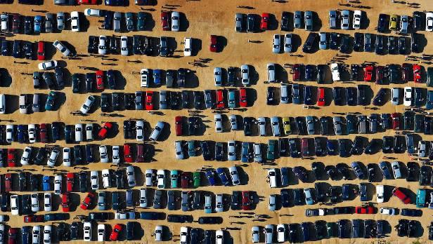 Im Oktober wurden in Deutschland um 2,3 Prozent mehr Autos neu zugelassen als 2012.