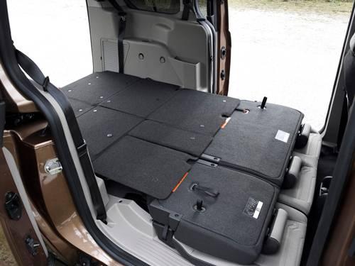 ford tourneo connect hinten 2014 ecoboost laderaum kofferraum hinten