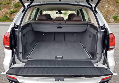 bmw x5 weiß 2014 kofferraum innen