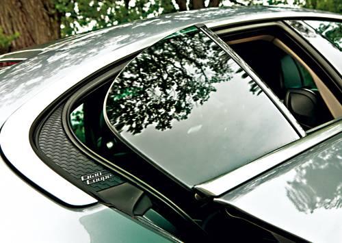 bmw 640d gran coupé grau seitenscheibe hinten