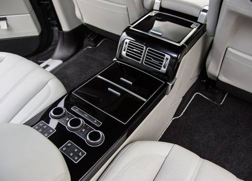 range rover lwb v8 supercharged 2014 innenraum hinten
