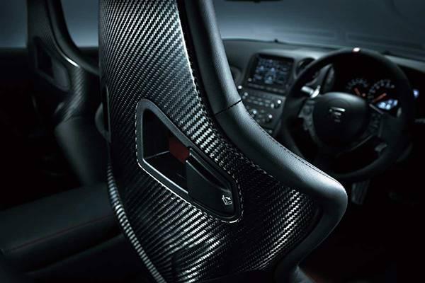 Nissan GT-R Nismo 2015 carbon sitz sitzschale