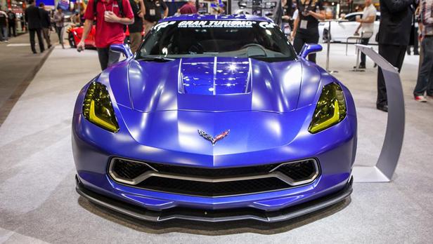 //// Chevrolet Corvette Stingray Gran Turismo Concept