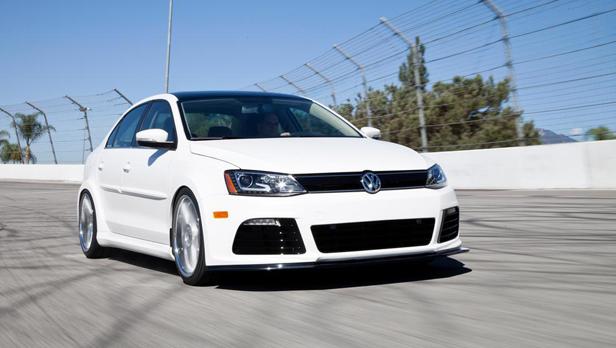 sema 2013 VW Jetta Racer's Dream