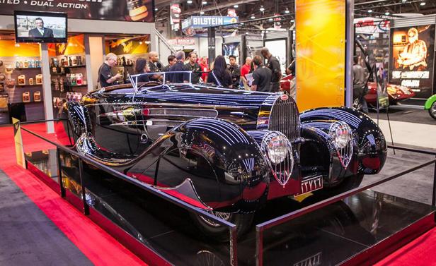//// Bugatti Type 57C
