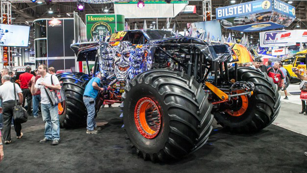 Maximum D Monster Truck
