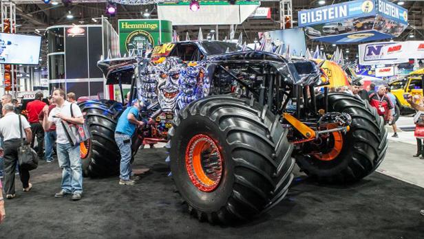 Maximum D Monster Truck