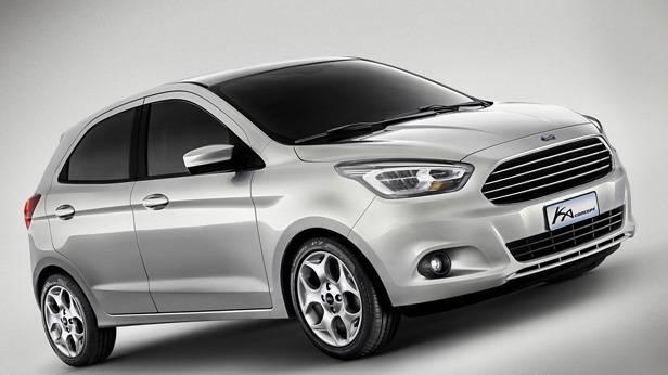 Der neue Ford Ka