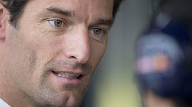 Mark Webber beim Großen Preis von Brasilien