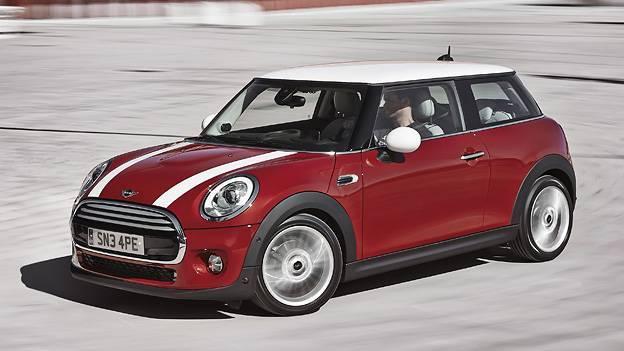 Der neue Mini sei im Vergleich zum bisherigen Modell technisch komplett überarbeitet worden - trotzdem ist es eindeutig ein Mini.