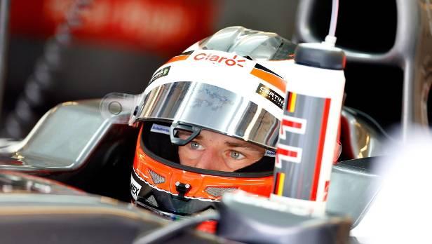 Nico Hülkenberg: In Abu Dhabi noch bei Sauber, kommende Saison bei Lotus?