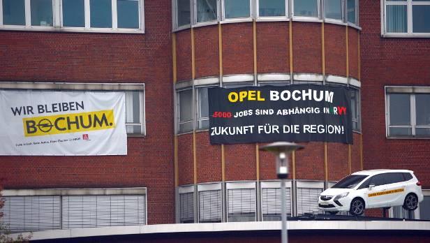 Im Streit um das Opel-Werk in Bochum scheint nun endlich ein Kompromiss gefunden.