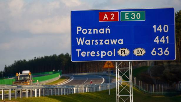 Polen: Bald doch ein Paradies für rechtsgesteuerte Autos?