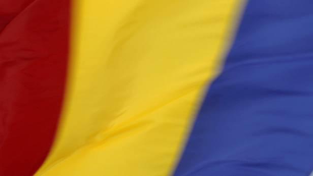 Rumänische Fahne