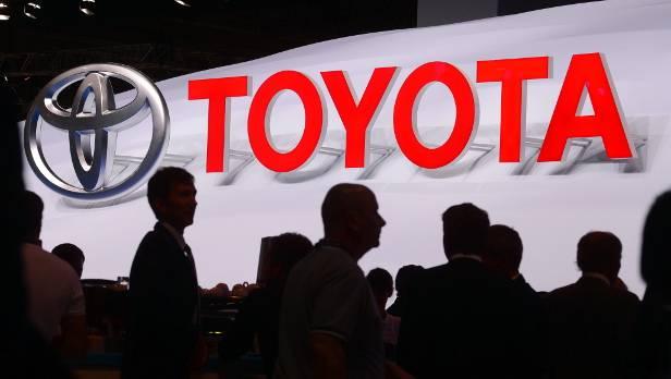 Toyota rechnet mit 1,67 statt wie bisher 1,48 Billionen Yen Nettoerlös für das laufende Geschäftsjahr