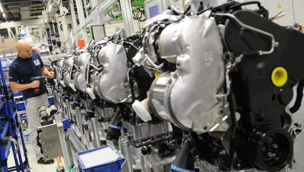 Im Durchschnitt verdienen deutsche Arbeiter 53 Mal weniger als ihre Chefs, bei VW beträgt der Unterschied das 170-fache.