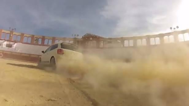 Rallye: Der VW Polo R WRC bedankt sich