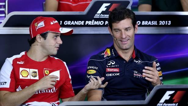 Formel 1: Vettel wird Webber vermissen