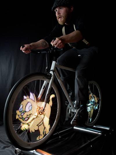 fahrrad led