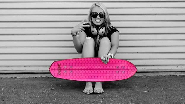 hydroflex skateboard