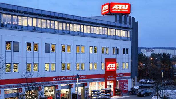 Die A.T.U-Zentrale in Weiden