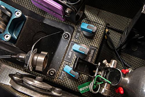 mini all4 racing dakar 2014 differentiale schalter