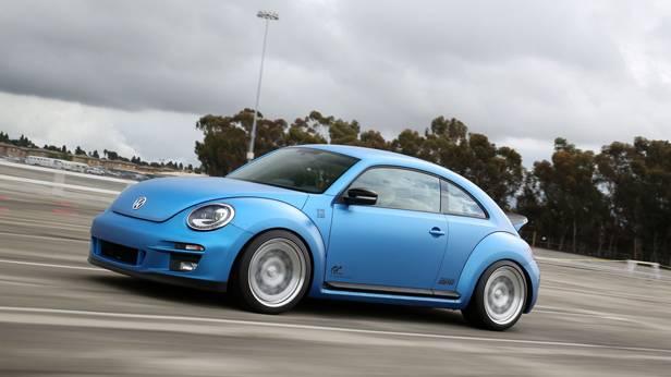 vw vortex super beetle vorne seite