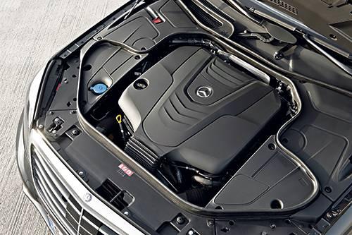 mercedes-benz s-klasse 2014 motor