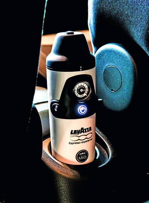fiat 500l living lavazza espressomaschine