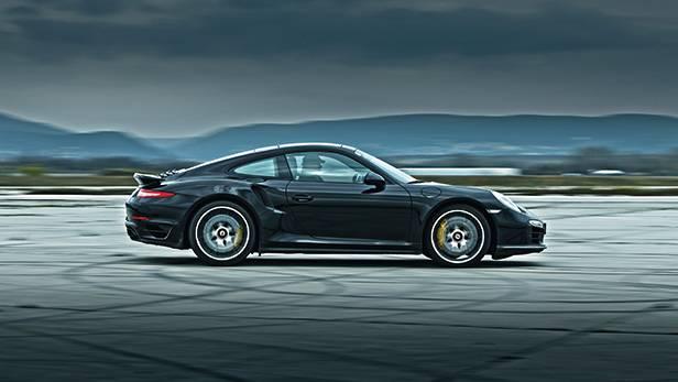 porsche 911 turbo s 991 seite