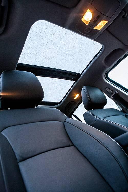 Suzuki sx4 s-cross innenraum sitze