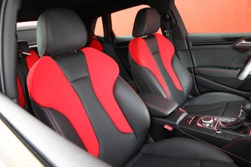 Audi S3 Sportback 2014 weiß sitze innenraum innen