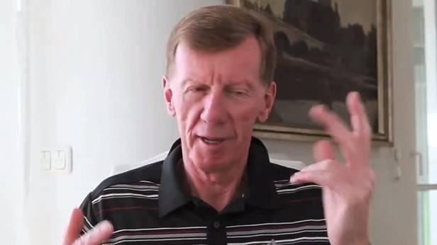 Weißblaue Geschichten mit Walter Röhrl