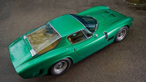 Der Bizzarrini GT Strada 5300