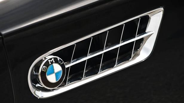 Der BMW 507, Detailansicht