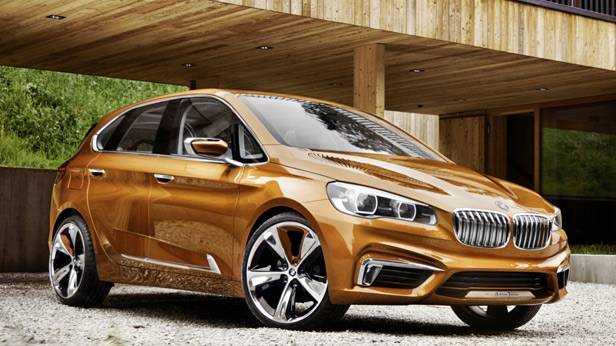 Der BMW Active Tourer