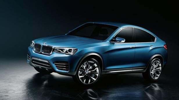 Der BMW X4