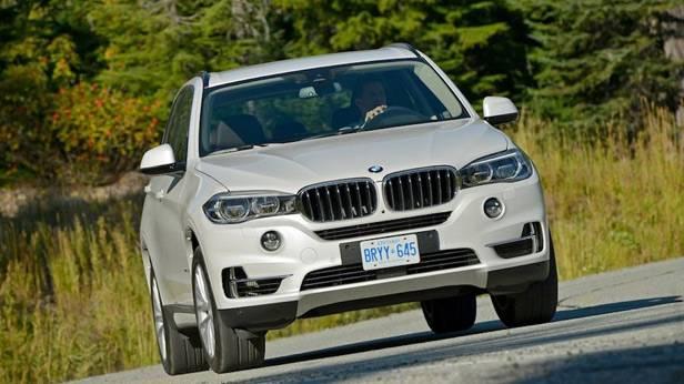 Der BMW X5 50i