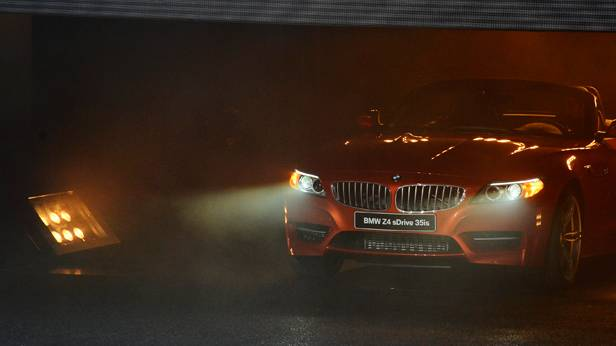Der BMW Z4