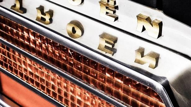 Der Citroën DS Présidentielle, innen detail