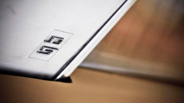 Detailansicht des Citroen DS V6