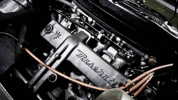 Motor des Citroen DS V6