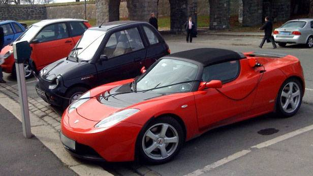 electric cars norway
