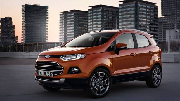 Ford Ecosport 1.0 Ecoboost - Continental-Flieger