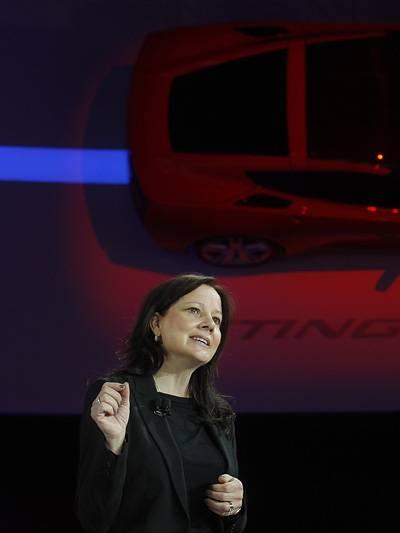 Mary Barra ist neue Chefin bei General Motors GM Chevrolet zeht sich aus Europa zurück Cadillac kommt nach Europa Volkswagen mit Problemen in den USA