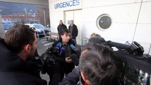 Jean Marc Grenier Direktor des Krankenhauses in Grenoble