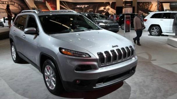 Der Jeep Cherokee