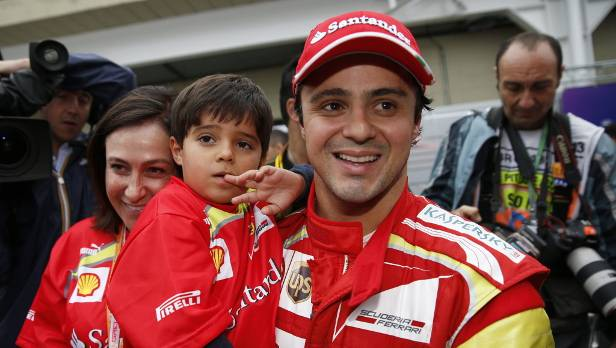 Formel 1: Ferrari schenkt Massa V8-Motor zum Abschied