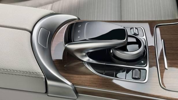 Die Mercedes C-Klasse 2014 innen.